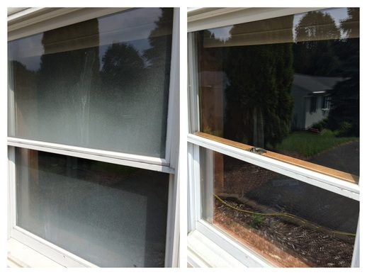 How To Clean Exterior Windows With Screens